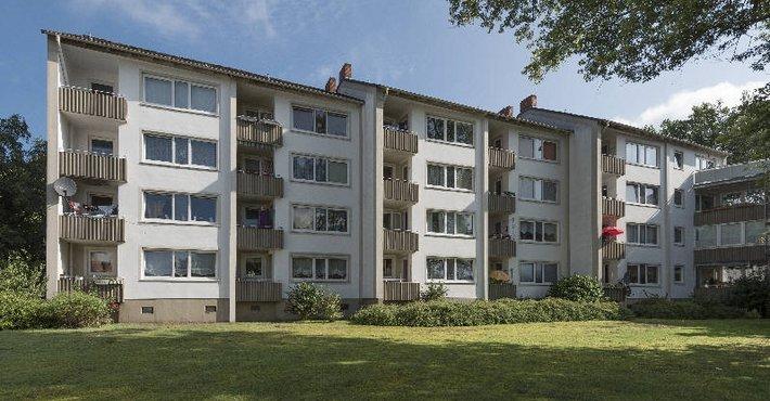 Vorschaubild des Vermietungs-Angebots 'Geräumige 3-Zimmer Wohnung mit neuem Bad'