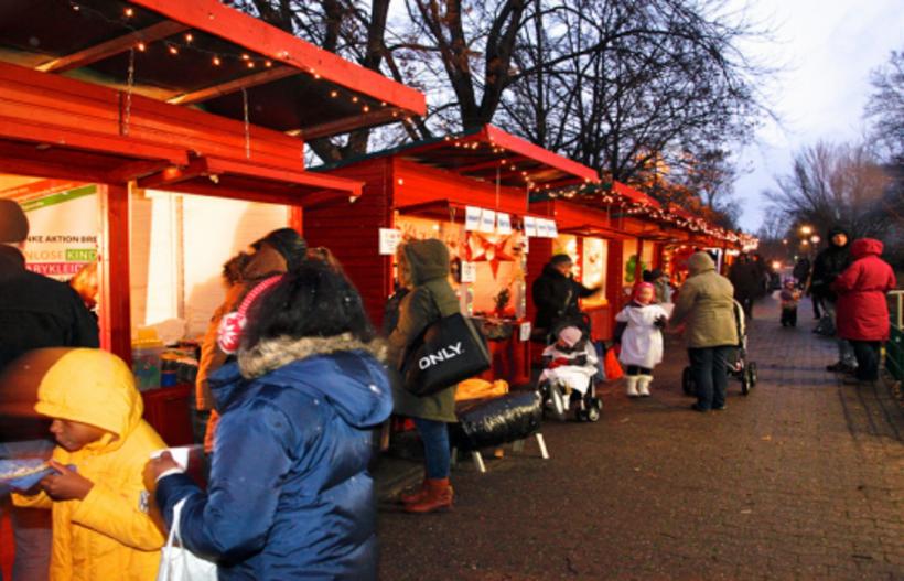 Weihnachtsmarkt Kattenturm