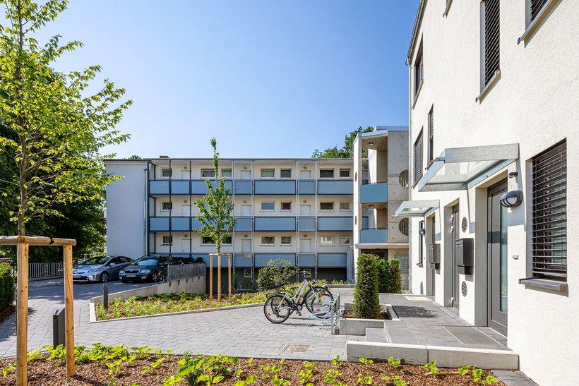 Wohnkomplex Arndtstraße