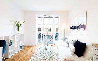 Vorschaubild für den Artikel 'Home Staging: Schöner Schein, viel dahinter'