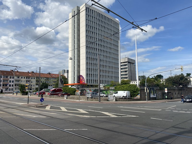 Creative Hub in der Falkenstraße