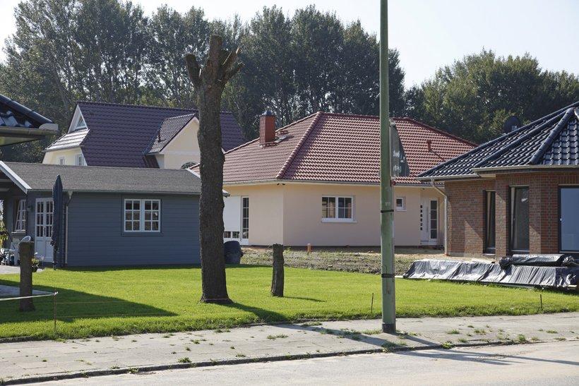 Häuser im Waldviertel