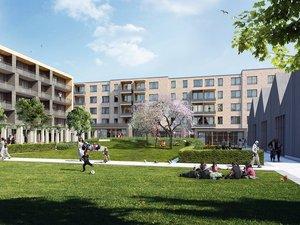 Vorschaubild für den Artikel 'Mehr als Wohnen: Gemeinschaftlich und inklusiv leben im BlauHaus'
