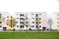 Vorschaubild für die Download-Datei Sanierte Wohnanlage Bürgerpark-Süd