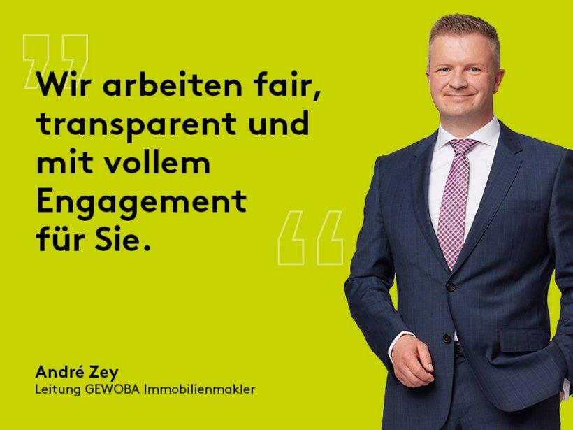Wir arbeiten fair, transparent und mit vollem Engagement für Sie