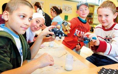 Vorschaubild für den Artikel 'Schulprojekte unterstützen: Die GEWOBA-Stiftung erhöht Fördersumme'