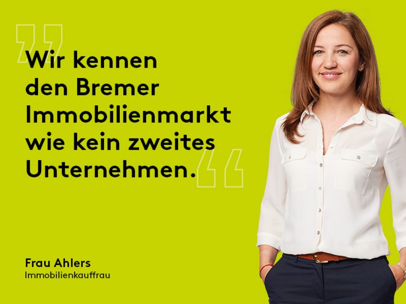 Wir kennen den Bremer Immobilienmarkt wie kein zweites Unternehmen