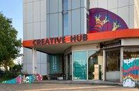 Vorschaubild für die Download-Datei Creative Hub an der Falkenstrasse 45