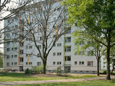 Vorschaubild des Vermietungs-Angebots 'Zentrales Wohnen in grüner Umgebung!'