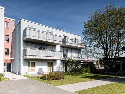 Vorschaubild des Vermietungs-Angebots 'Barrierefreie Wohnung'