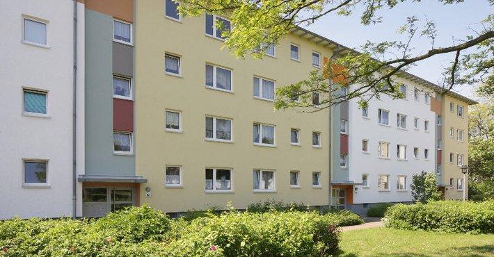 Vorschaubild des Vermietungs-Angebots 'Wohnen im grünen Stadtteil'