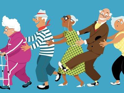 Bild zum Teaserartikel Service für Ältere
