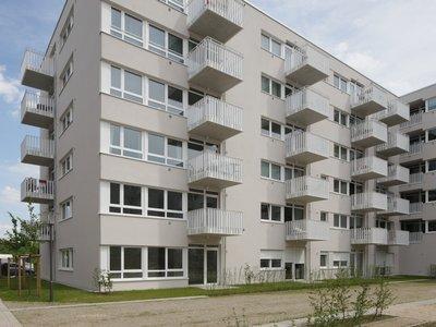 Vorschaubild des Vermietungs-Angebots 'Wohnen im attraktiven Neubau!'
