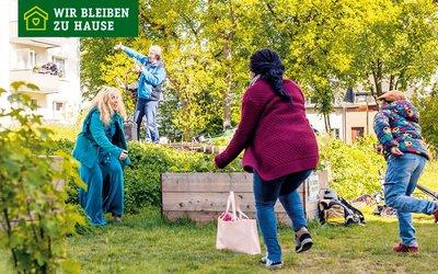 Vorschaubild für den Artikel 'Geschichten im Hügelgarten'