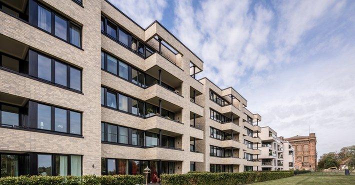 Vorschaubild des Vermietungs-Angebots 'Wohnen auf dem Stadtwerder - 3 Zimmerwohnung'