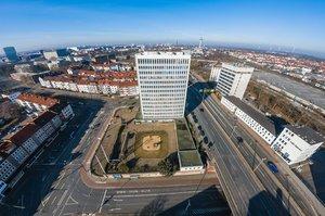 Vorschaubild für den Artikel 'Temporärer Workspace in der Bremer City'