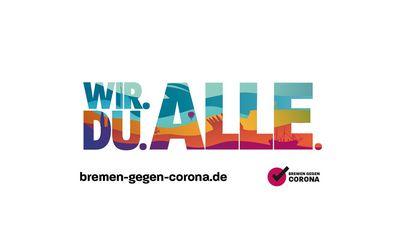 Vorschaubild für den Artikel 'Bremen gegen Corona'