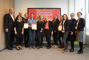 GEWOBA Preisverleihung Stadtentwicklung 2018