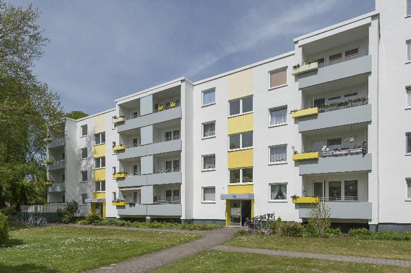 Vorschaubild des Vermietungs-Angebots 'Wohnung in ruhiger Lage'